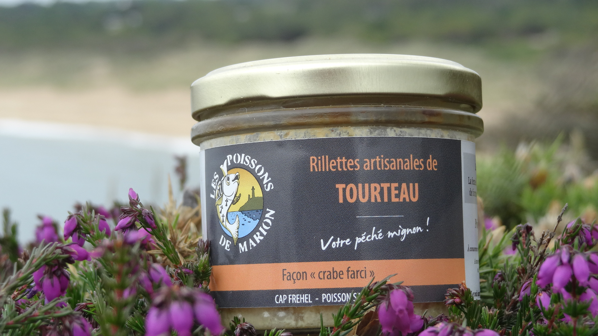 rillette tourteau